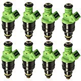 42lb 440cc EV1 Fuel Injectors for GM LT1 LS1 LS6 Ford Mustang SOHC DOHC Set -