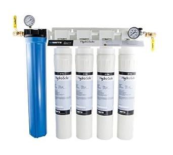 Dormont Manufacturing QTCBMX-5L-1M Watts Hydro-Safe QT Cube Max Filtration System
