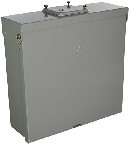 GE Energy Industrial Solutions TLM612RCUP Convertible Main Lug Outdoor Load Center, (Convertible Load Center)