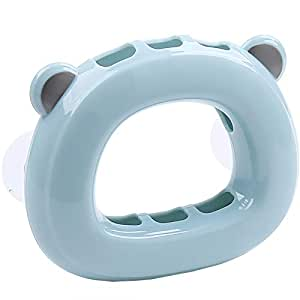 Cartoon Bear and Contracted Toilet Suction Toothbrush Holder