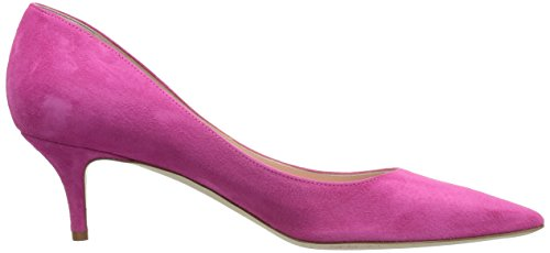 New Melanie York Pink mujer para Vestido de Pump Kate Spade Swirl Yw0dY6xg