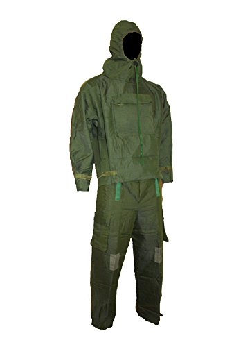 NBC (Mk1 - Mk3) Traje excedente del ejército británico ...