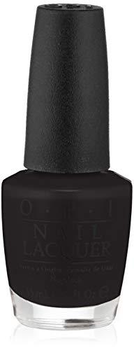 Shiny Black Lacquer - OPI Nail Lacquer, Black Onyx, 0.5 Fl Oz