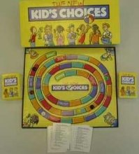 The Kid's Choices Game pdf