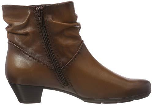 Shoes Mujer effekt Gabor Basic Marrón Para Botines 22 sattel qnxnawdCp