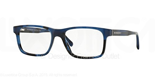 Eyeglasses Burberry BE 2198 3546 SPOTTED BLUE
