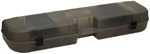 MTM Case-Gard Arrow-Plus Case, Clear Smoke