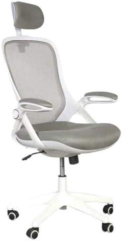 Mahmayi Etra 0016 High Back Ergonomic Office Chair - Light Grey, 50 X 55 X 131cm