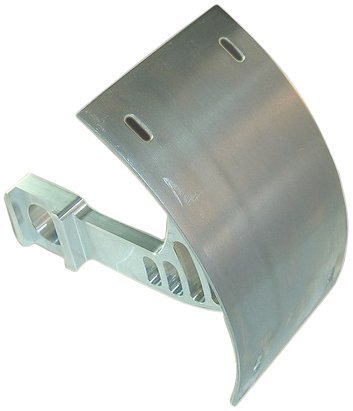 - Yana Shiki YS2549045 Billet Aluminum Swing Arm Mount Tag Bracket for Yamaha YZF-R6S