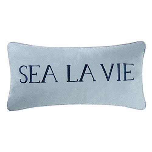 12x24 Inches, Sea La Vie Pillow [並行輸入品] B07R96JKTY