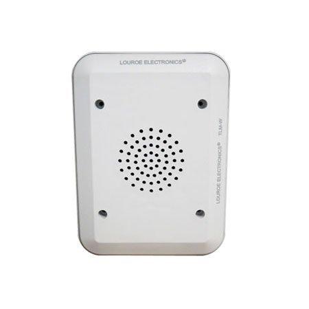 LE-007 Louroe Electronics Bi-Directional Speaker Microphone Surface/Flush Mount 2012