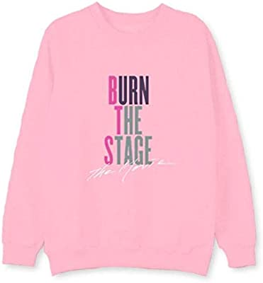 BTS Burn The Stage MOVIE Hoodie Sweatshirt Suga Jimin
