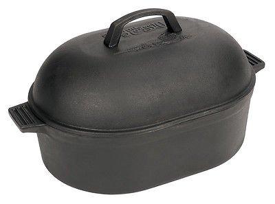 griswold cast iron dutch oven - 9