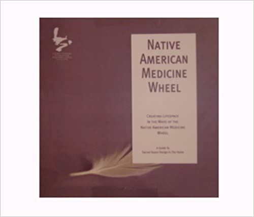 Native American Medicine Wheel Decoder: Creating Lifespace in the Ways of the Native American Medicine Wheel Home Decorating by Willa L. Roberson-Mitchell, M.A. (2004)
