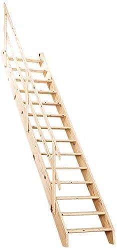 Gran ahorro de espacio escaleras para suelo para subir de un piso alturas de hasta 3.11 M: Amazon.es: Bricolaje y herramientas