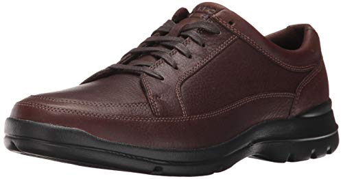 Rockport Men's Junction Point LacetoToe Oxford, Chocolate, 120 M ()