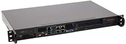 Supermicro 1U Rackmount Server Barebone System Components SYS-5018A-FTN4