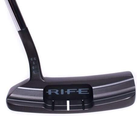 Amazon.com: Rife Rival hoja cuello de ganso palo de golf ...