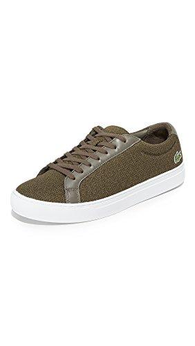 Sneaker 12 12 Men's Lacoste 3 317 Khaki L wYqFwx1vP