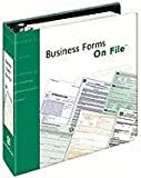 Business Forms on File, Facts on File, Inc. Staff, 0816071888