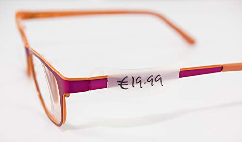 8029f298b7 Price Tags Suitable for Glasses Frame Eyeglass Frames Spectacle Frames 200  Pieces Oval Shape from Sport
