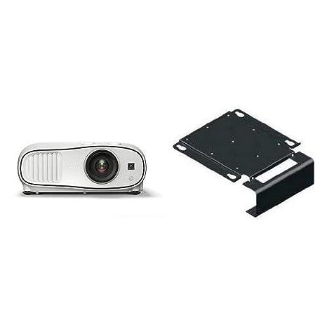 White Epson EH-TW6700W Full HD 3000 Lumens Home Cinema Wi-Fi Projector