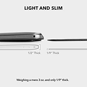"""MOFT Laptop Stand, Invisible Lightweight Laptop Computer Stand, Compatible with MacBook, Air, Pro, Tablets and Laptops up to 15.6"""", Patented"""