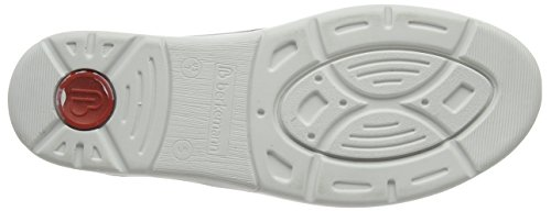 Berkemann Alita - zapatos con cordones de cuero mujer Varios Colores - Mehrfarbig (085 grau/Holo)