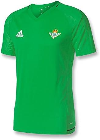 adidas TRG JSY Camiseta de Equipación Real Madrid, Hombre: Amazon ...