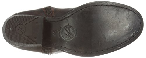 H By Hudson Womens Riley Western Boot Tan