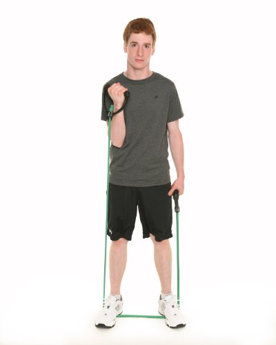All Pro Weight-A-Band, Medium Tension Resistance Band with 1