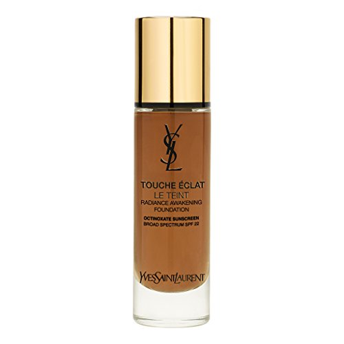 Touche Eclat Le Teint' Radiance Awakening Foundation - B80 Chocolate (Yves Saint Laurent Chocolate)