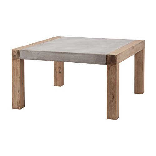 Dimond Home 157-002 Small Arctic Coffee Table, 32