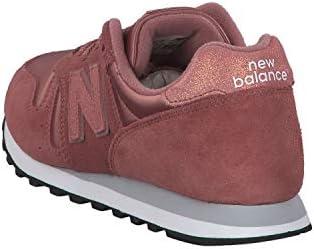 New Balance Women's 373 Trainers, Orange (Dark Oxide/Grey PSP ...