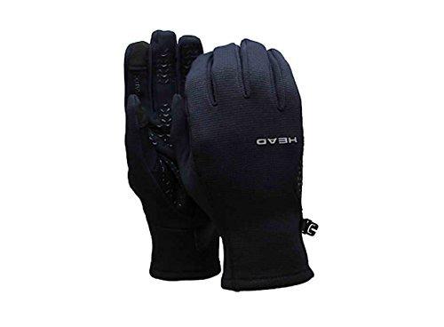 Head Unisex Ultrafit SENSATEC Technology Touchscreen Glove - Black (Large)