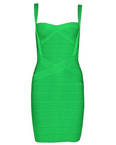 Verde Whoinshop Donna Vestito Whoinshop Vestito nw7qvTYff