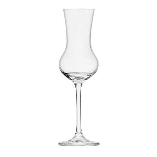 Schott Zwiesel Tritan Crystal Glass Grappa Stemware, Set of 6