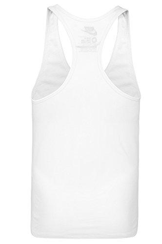 Nike Shirt Loose Free Tank-Top - Prenda (Weiß)
