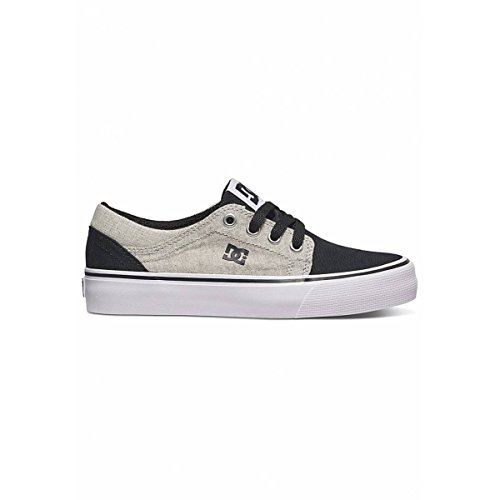 DC Shoes Jungen Trase TX SE Flach Black/White/Black