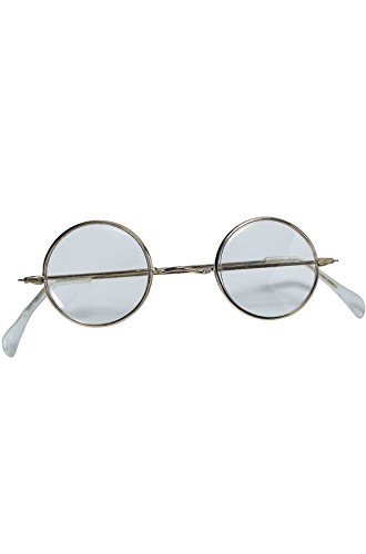 Round Wire Rim Glasses Costume - Glasses Wire
