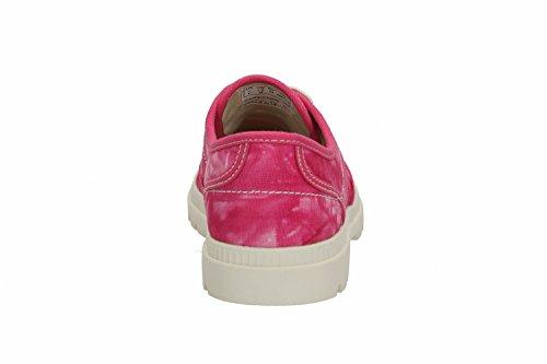 Clarks - Zapatillas de Lona para niña Rosa