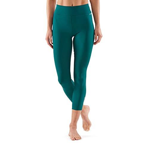 High Aw18 Soft rise Women's Dnamic Green 7 8 Collants Skins xgRwqFfZ