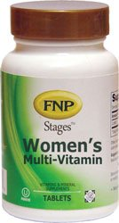 "Freeda FNP Stages Women""s Multi-Vitamin - 180 Tablets"