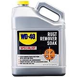WD-40 300045 Specialist Rust Remover Soak, One Gallon