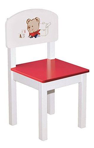 Roba 50873 - Teddy College Kinderstuhl