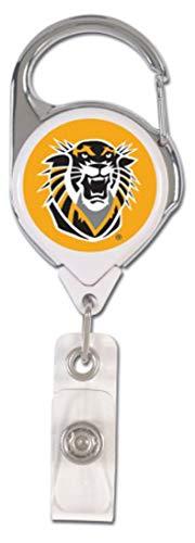 Fort Hays State University Tigers Premium Badge Reel Id Holder (Hays State Tigers)