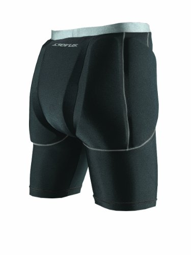 Seirus Innovation Unisex Super Padded Shorts