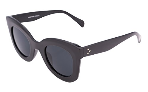 FEISEDY Oversized Square Men Women Sunglasses Thick Plastic Frame B1437 Oversized Womens Plastic Sunglasses