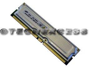 (Samsung 256MB 184p PC600-53 16d nonECC RDRAM RIMM AGR MR16R082GAN1-CG6)