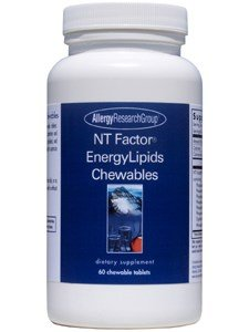 Chewable Factors - Allergy Research Group Nt Factor Energylipids Chewables 60 Chwbls